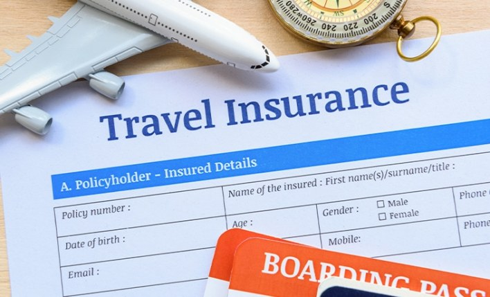 segurado do seguro viagem