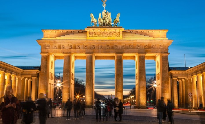 Seguro Viagem Berlim Portão de Brandemburgo