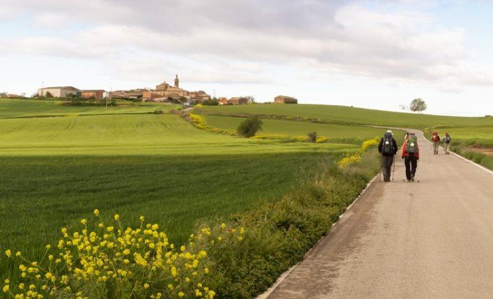 seguro viagem para o Caminho de Santiago de Compostela peregrinos