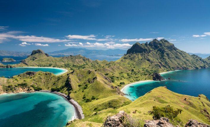 seguro viagem Indonésia paisagem