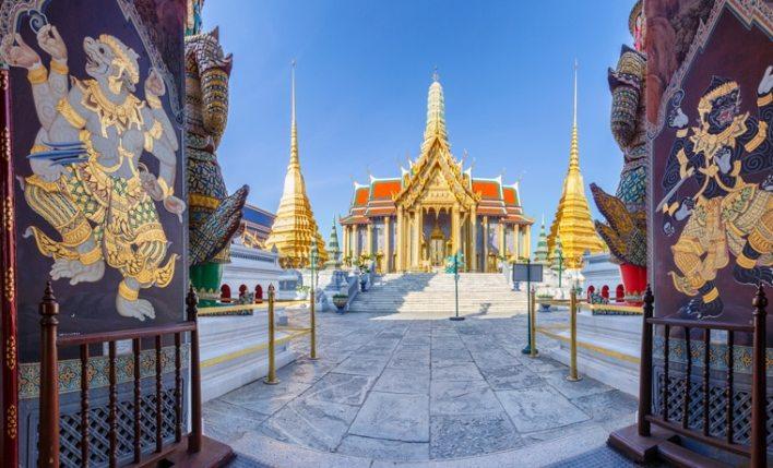 melhor seguro viagem para Ásia templo