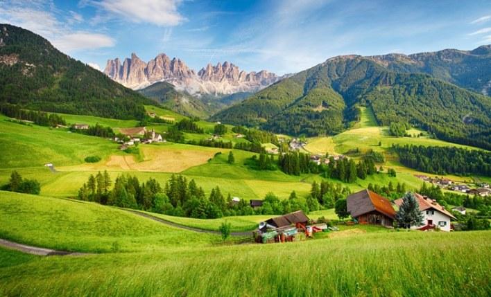 seguro viagem Áustria vila