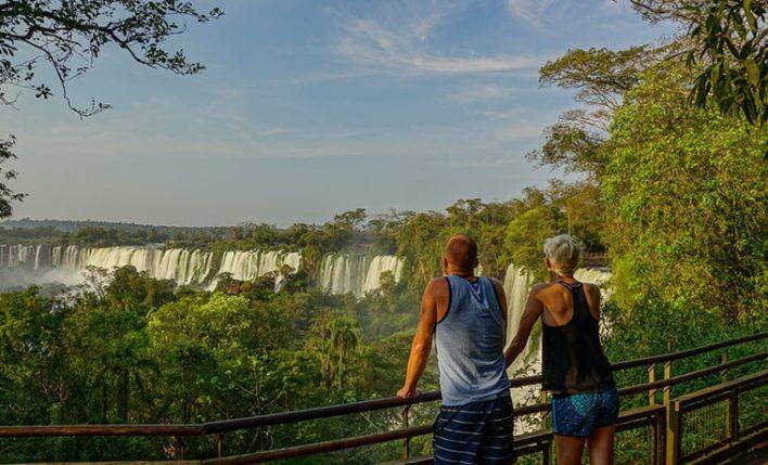 Seguro viagem Brasil Foz do Iguaçu