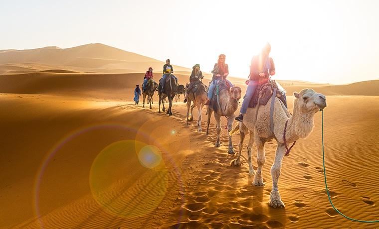Seguro viagem para excursão Marrocos