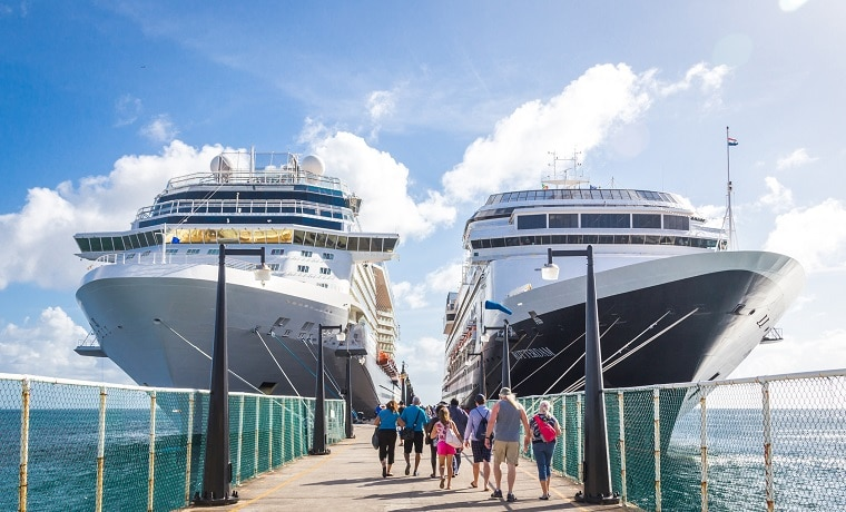 viajar de cruzeiro marítimo
