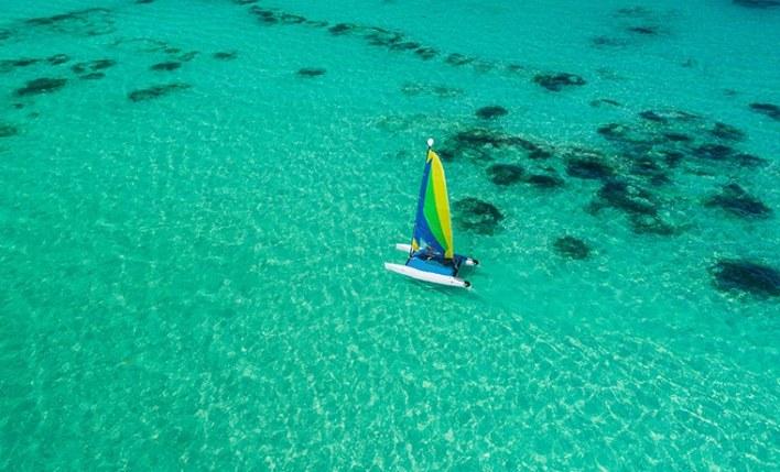 Seguro viagem Punta Cana praia