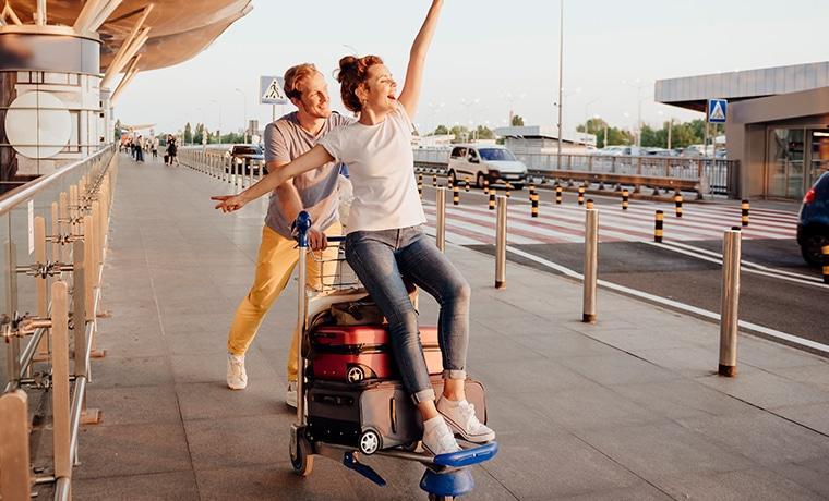 Affinity Seguro Viagem aeroporto