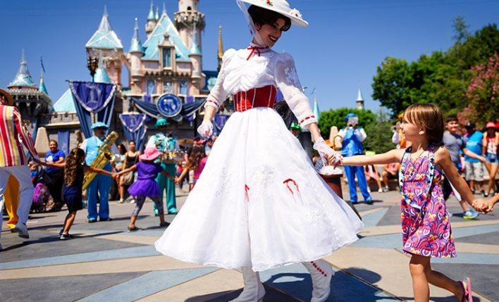 Seguro viagem Disney parque