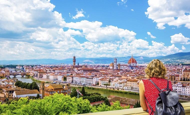 IB2 ou seguro viagem para Itália