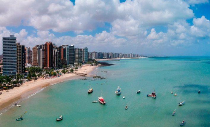 Praia seguro viagem Fortaleza