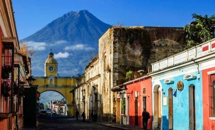 Cidade de Antigua Guatemala