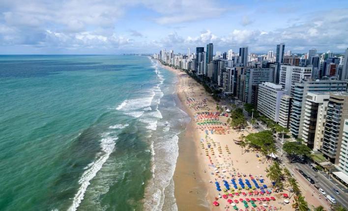 esportes nas praias de Recife