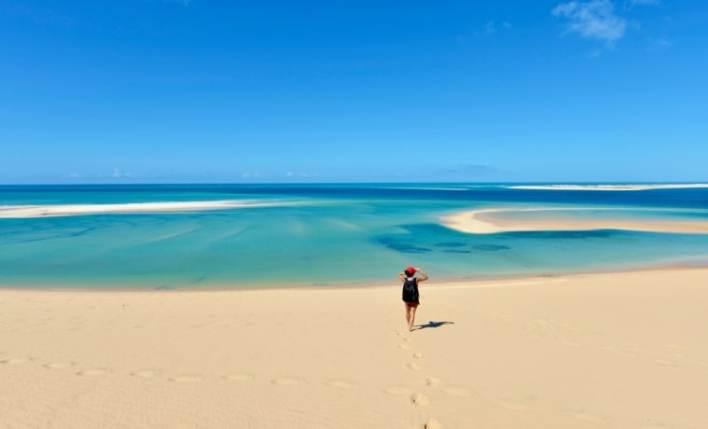 Ilha Bazaruto em Moçambique