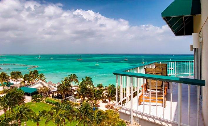 seguro para viagem Aruba