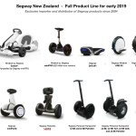 Es4 Kickscooter Joins Ninebot By Segway Es2 For 2019 Here S Our Full Line Of Products Segway New Zealand News