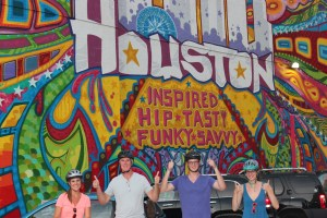 Downtown Houston Art Tour
