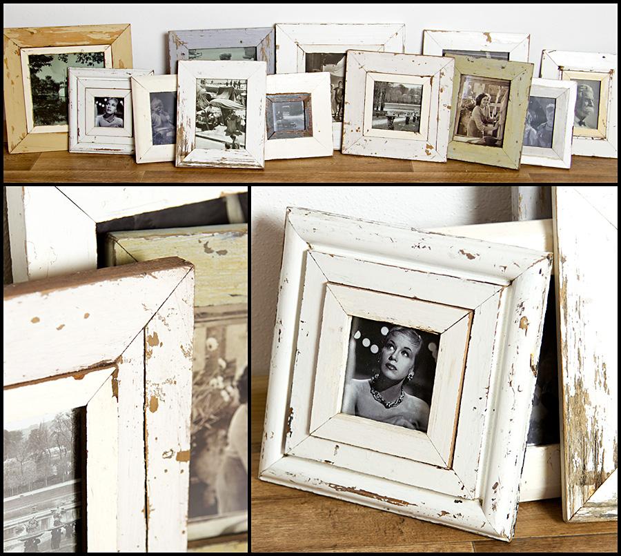 Vintage Bilderrahmen von LUNA Designs  SehStern Fine Art