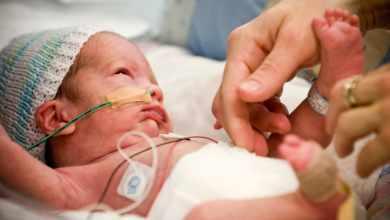 Photo of تحليل دم يتنبأ بدقة بالولادة المبكرة