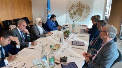 Photo of وزيرة الصحة فى جنيف لاستكمال شهادة منظمة الصحة العالمية بخلو مصر من الفيروسات الكبدية