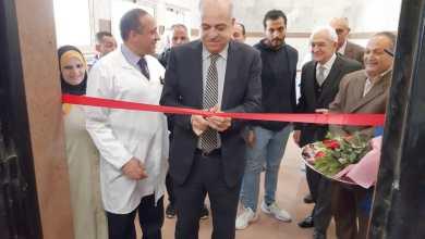 Photo of بالصور..رئيس هيئة المستشفيات يفتتح أعمال التطوير بمستشفى الساحل التعليمي