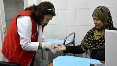 """Photo of الصحة: الانتهاء من فحص 4 مليون امرأة منذ انطلاق مبادرة الرئيس """"100 مليون صحة"""""""