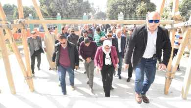 "Photo of وزيرة الصحة تتفقد أعمال تطوير الوحدة الصحية ب""القرايا"" بالاقصر وتستمع لمطالب الأهالي"