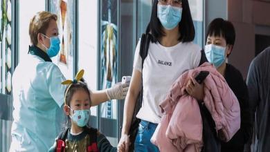 Photo of سيدة بإحدى الكنائس ترفع اعداد المصابين فى كوريا الجنوبية الى 156حالة