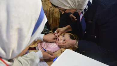 Photo of الصحة: تطعيم 16.7 مليون طفل بالحملة القومية ضد شلل الأطفال بالمجان