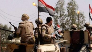 Photo of القوات المسلحة: مقتل 126 إرهابيا خلال 22 مداهمة و16 عملية نوعية بشمال ووسط سيناء
