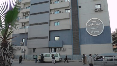 Photo of خروج 15 حالة بعد التعافى من الإصابة بكورونا من مستشفى دمنهور التعليمي
