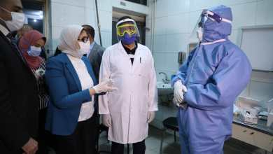 Photo of وزيرة الصحة توجه بزيادة عدد أسرة الرعاية المركزة وأجهزة التنفس الصناعي بمستشفيات القاهرة