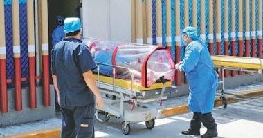 Photo of شفاء وخروج ١٣ حالة من مستشفي عزل إسنا