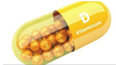 """Photo of الوقاية من كورونا.. فيتامين """"د"""" يحمى من التليف الرئوي"""