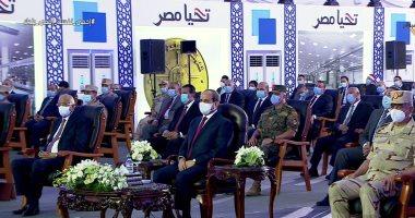 Photo of السيسى يفتتح 6 مصانع كبرى للغزل والنسيج