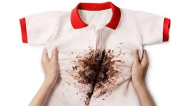 Photo of أبرزها الدم والدهون.. حيل سهلة لتنظيف أقوى البقع