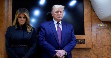 Photo of ترامب يعلن إصابته وزوجته بفيروس كورونا