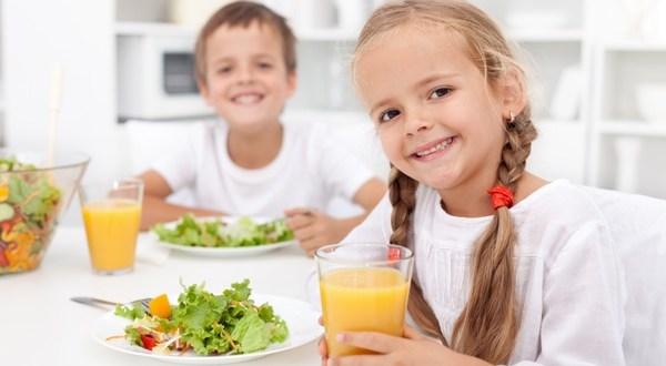 Penelitian: Anak-anak dengan Pola Makan Sehat Lebih Cerdas