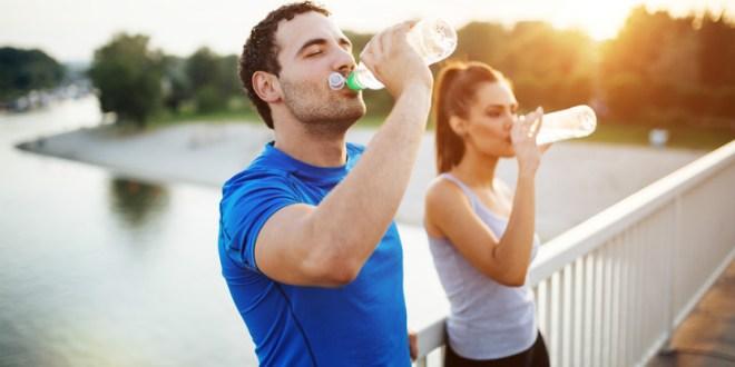 Jika Anda Aktif Bergerak, Berapa Banyak harus Minum?