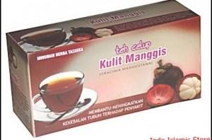 Teh Celup Kulit Manggis (Herbal Kulit Manggis)