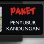 Obat Herbal Penyubur Kandungan (membersihkan saluran vagina, rahim, saluran telur, indung telur, rahim kering, rahim lemah)