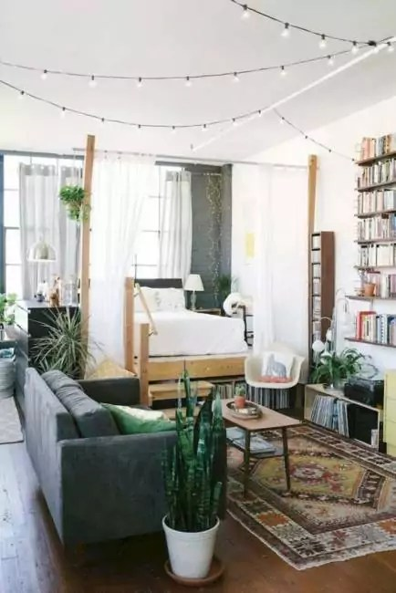 25 Cozy Apartment Decorating On Budget