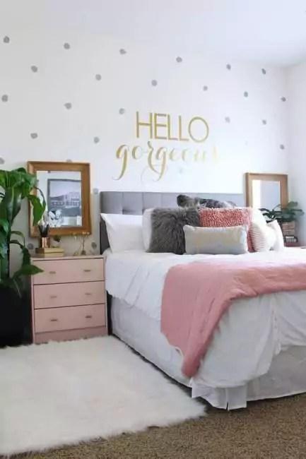 25 Fascinating Teenage Girl Bedroom Ideas With Beautiful