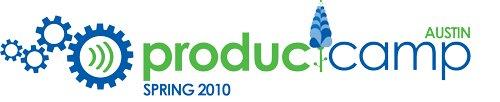 ProductCamp Austin Spring 2010 Logo