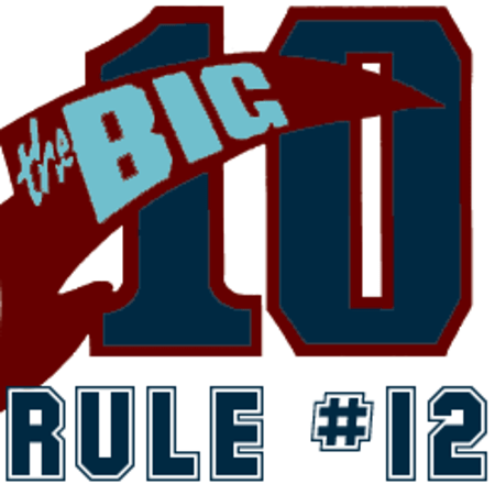 big ten rules