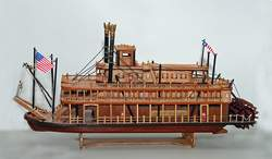 model steamboat