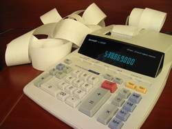 accounting machine