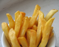 picture of more french fries