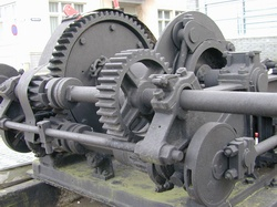 large gearbox