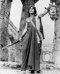 Harry Hamlin and Medusa