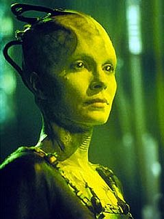 Star Trek Borg Queen